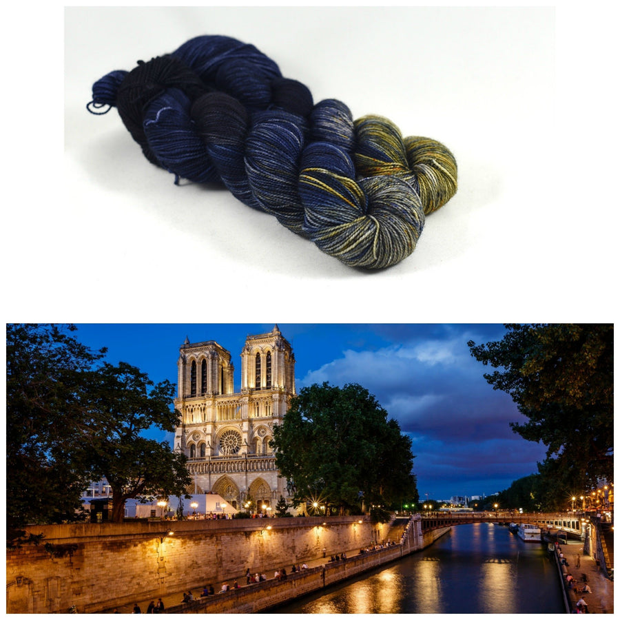 Destination Yarn Lace/Mohair City of Lights - Mohair