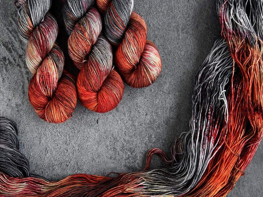 Destination Yarn Lace/Mohair Dragonstone - Mohair