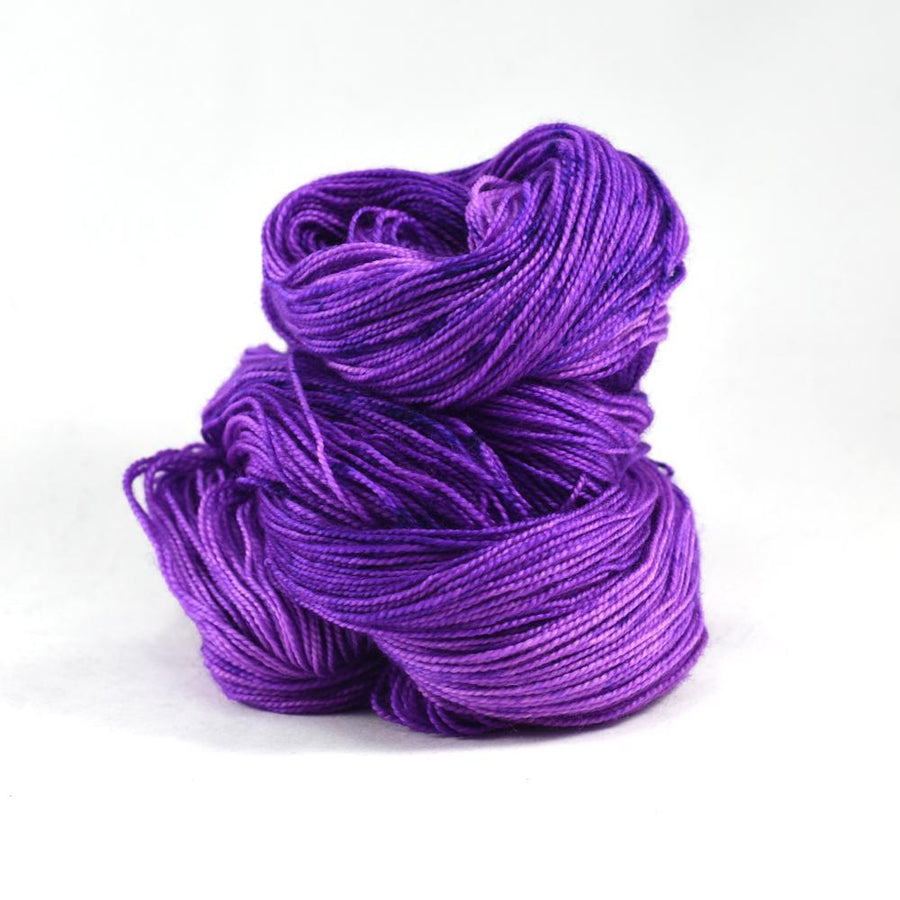 Destination Yarn Lace/Mohair Electric Storm - Mohair