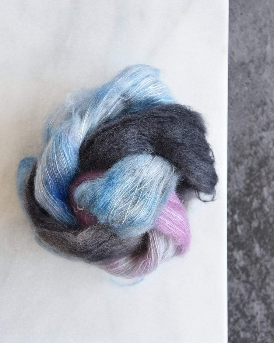 Destination Yarn Lace/Mohair Manhattan Cityscape - Mohair