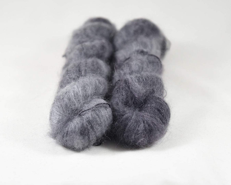 Destination Yarn Lace/Mohair Stormy Skies - Mohair