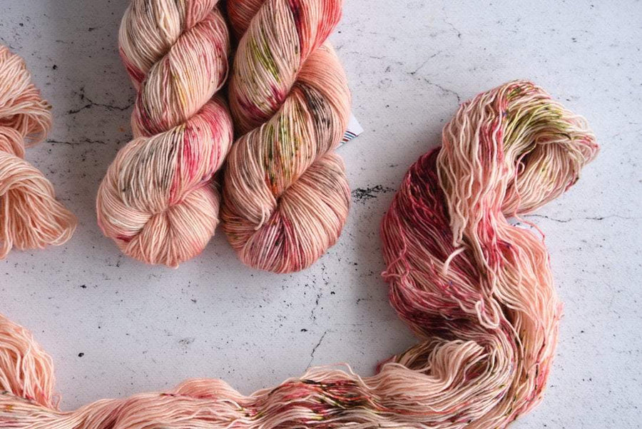 Destination Yarn Lace/Mohair Valencia - Mohair