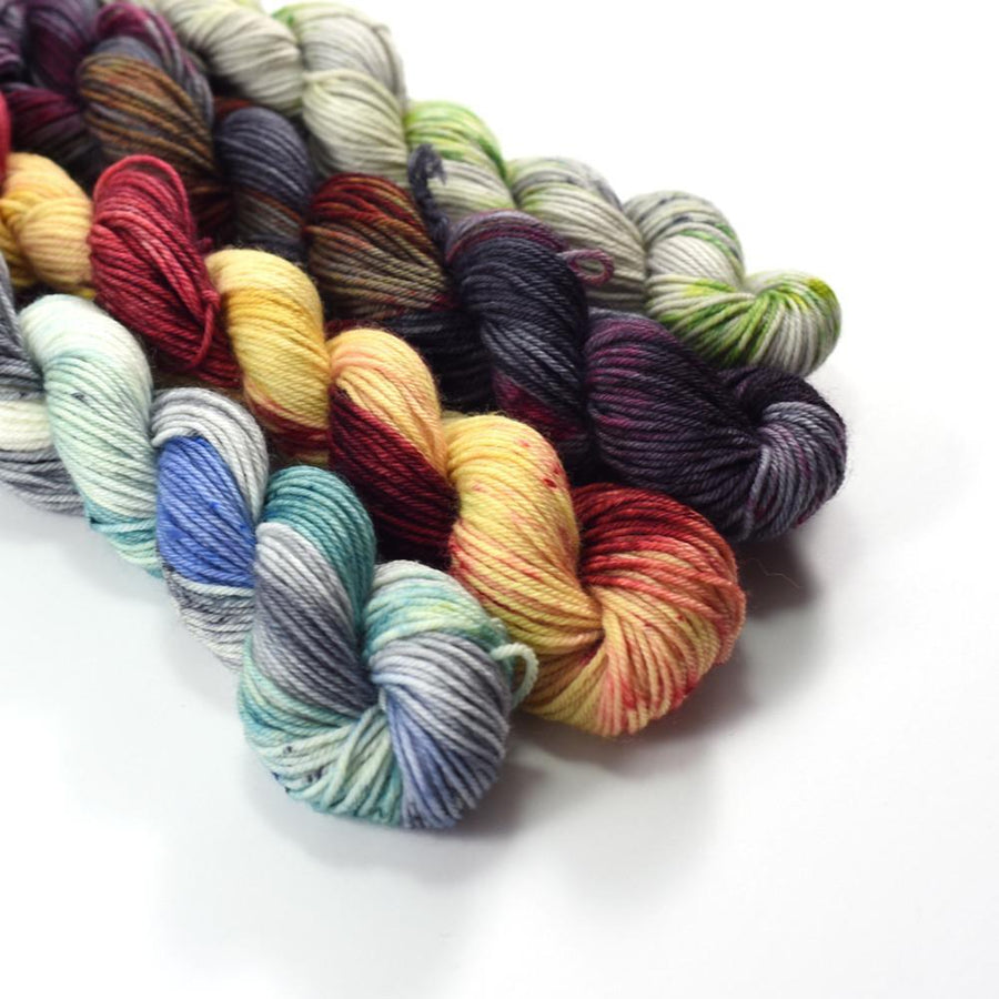 Destination Yarn Mini Skein Set Game of Thrones Mini Skein Set - Series 2