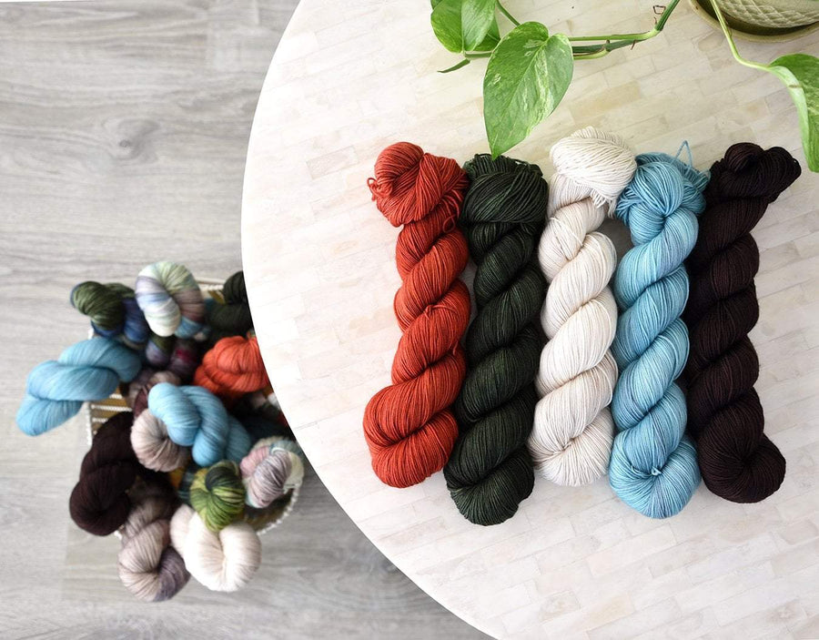 Destination Yarn Mini Skein Set Italy - MINI SKEIN SET