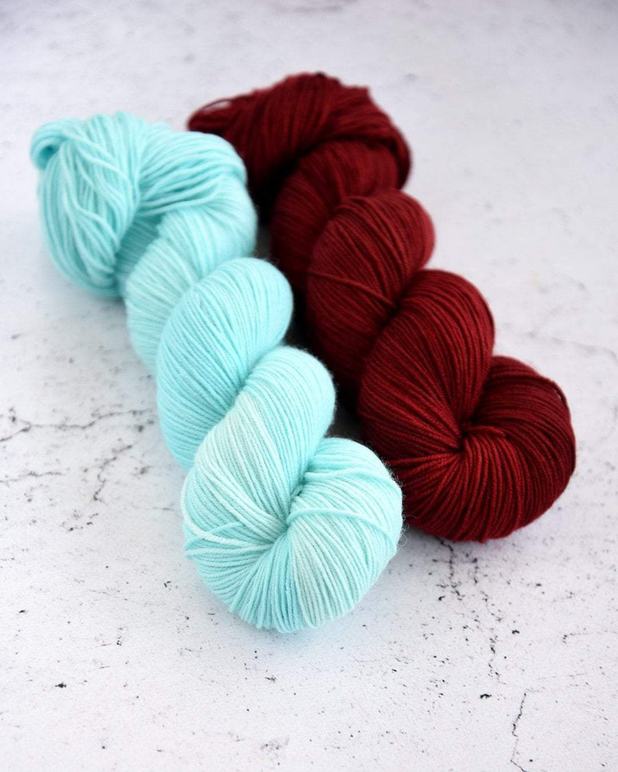 Destination Yarn Mini Skein Set Passport (40g) County Fair Collection - MINI SKEIN SET