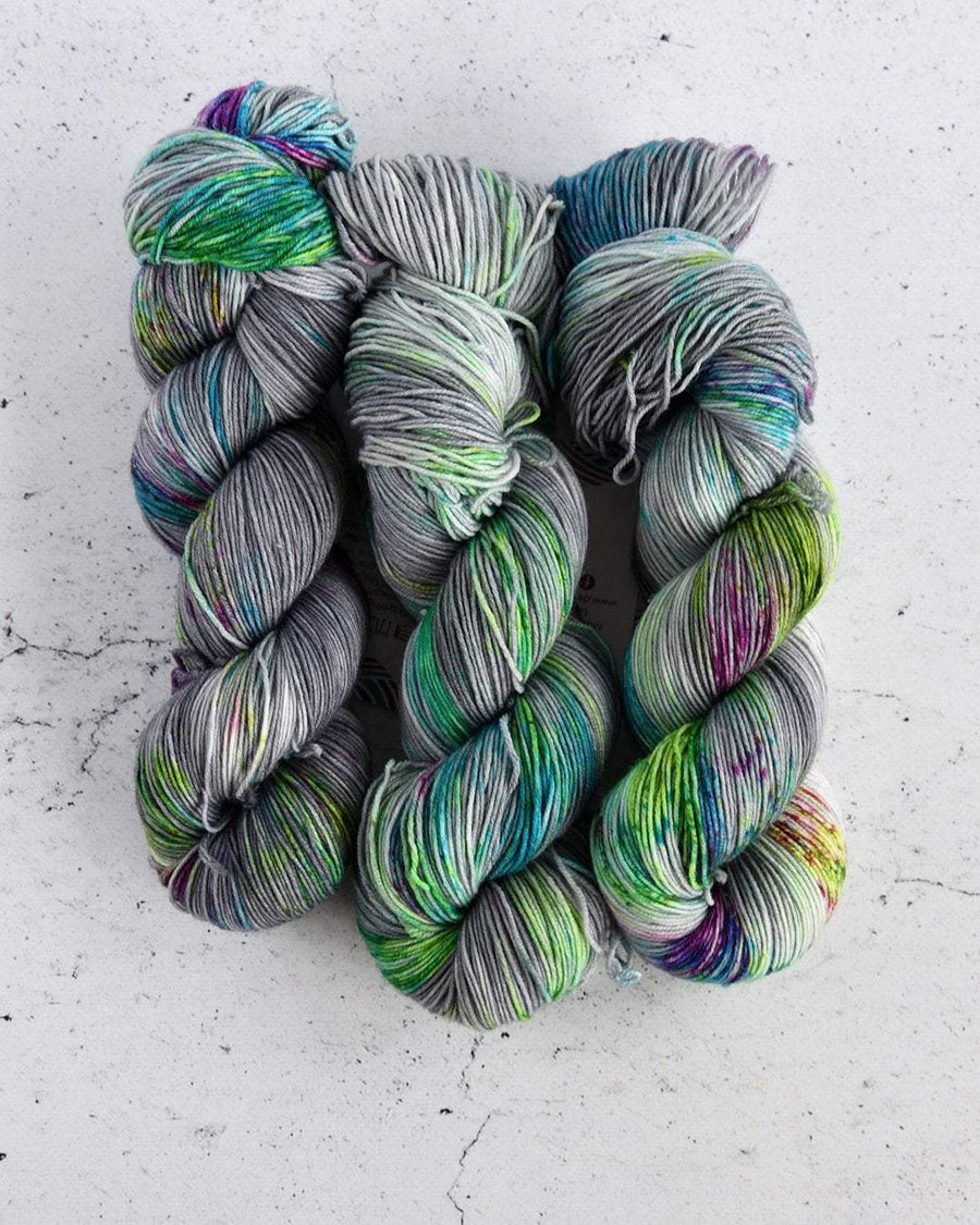 Destination Yarn OOAK 57 - Passport