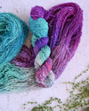 Destination Yarn Slub Yarn Maui - Bumpy Road