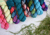 Destination Yarn Slub Yarn Plumeria - Bumpy Road