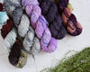 Destination Yarn Slub Yarn Ube - Bumpy Road