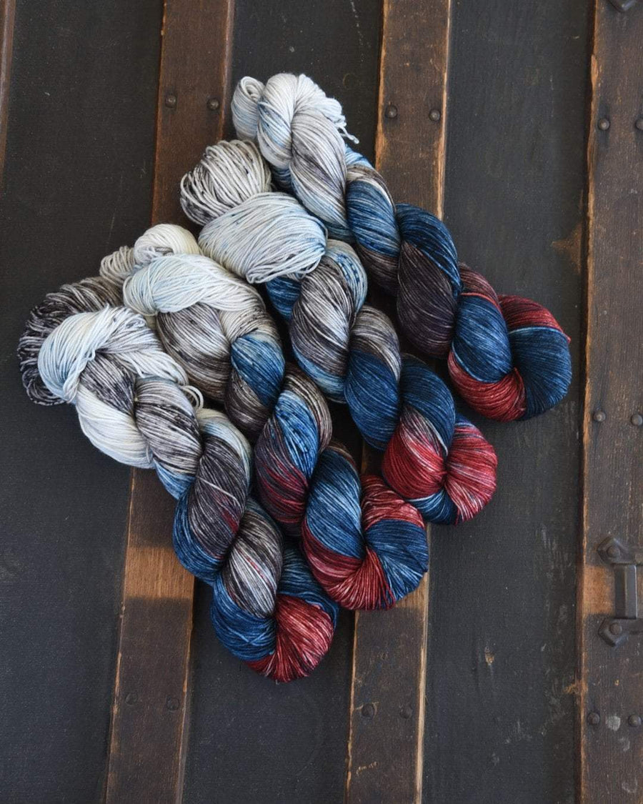Destination Yarn Sport Weight Mystic CT - Sport Weight