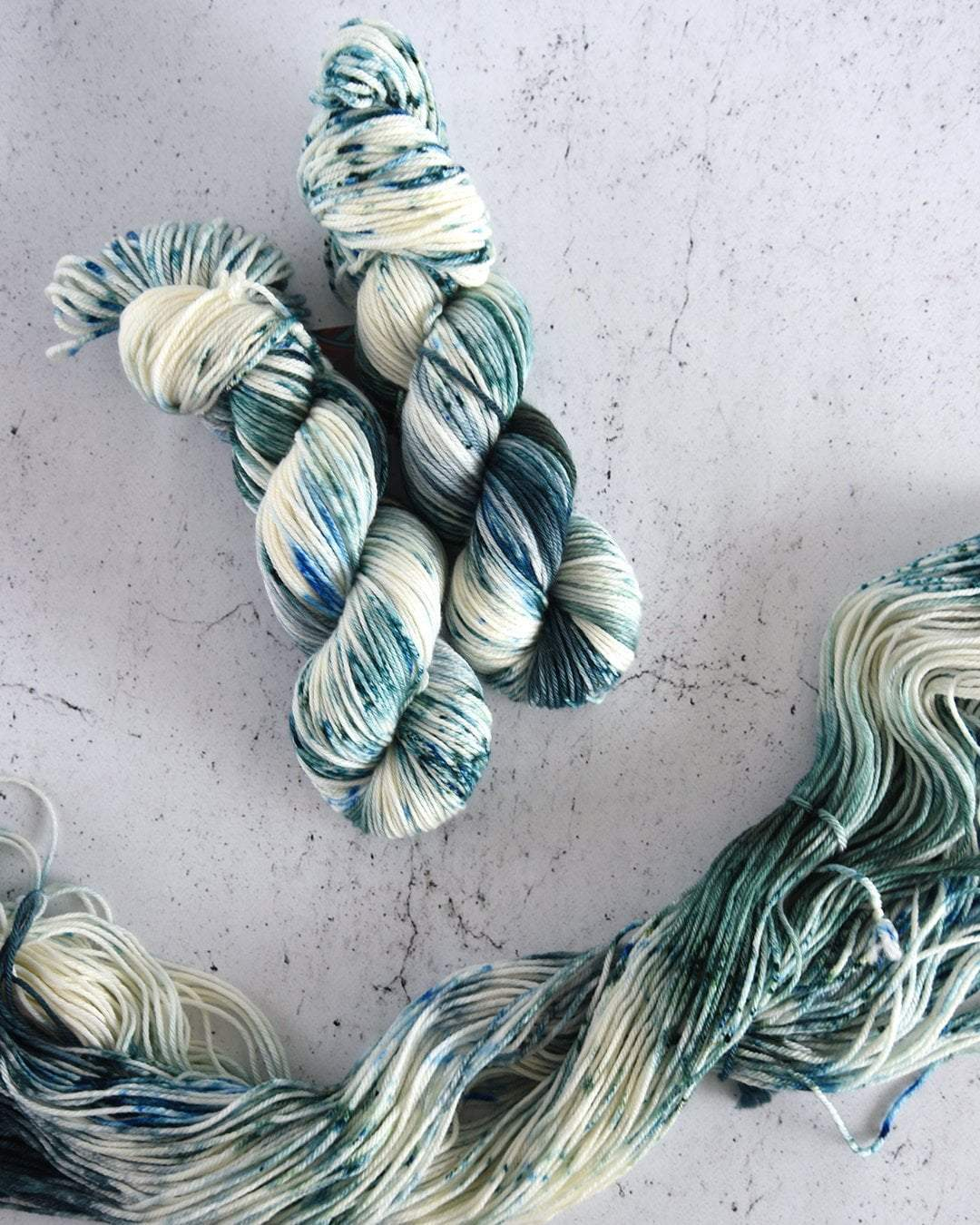Worsted Weight Yarn - Destination Yarn