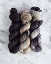 Destination Yarn Worsted Weight Yarn Noir - Suitcase