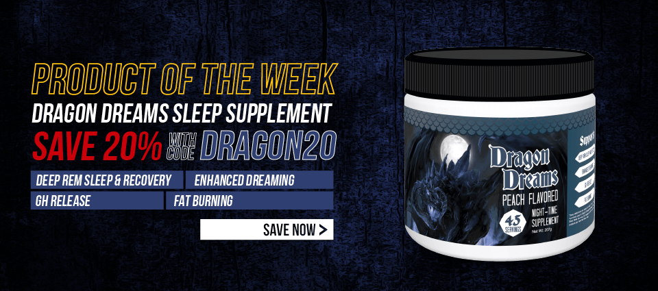 Product of the week - Fenris' Fury Pre-Workout