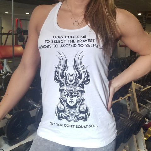 Women's Odin Chose Me Tank Top