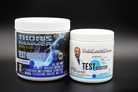 Test Booster Combo Pack