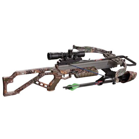 Excalibur Micro 315 with DZ LiteStuff Package Realtree Xtra