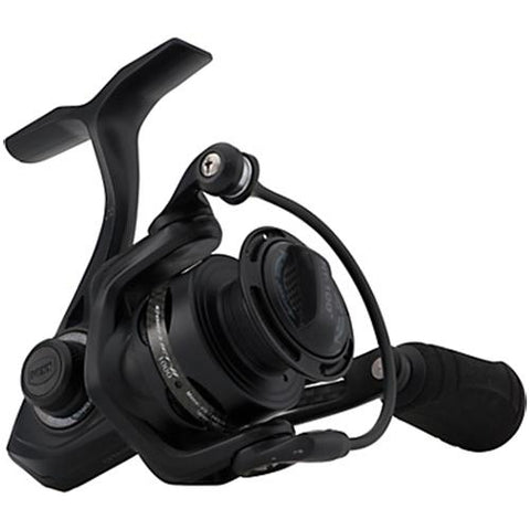 "Penn Conflict II Spinning Reel - 2500 Reel Size 6.2:1 Gear Ratio, 33"" Retrieve Rate, 12 lb Max Drag, Ambidextrous"
