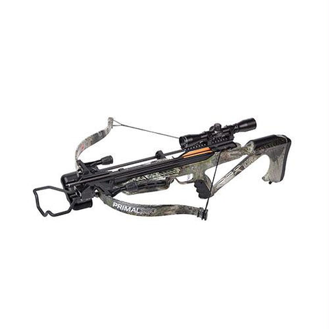 Crosman Primal 330 Recurve Crossbow Package