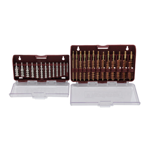 Tipton 26 Piece Ultra Jag & Best Bore Brush Set