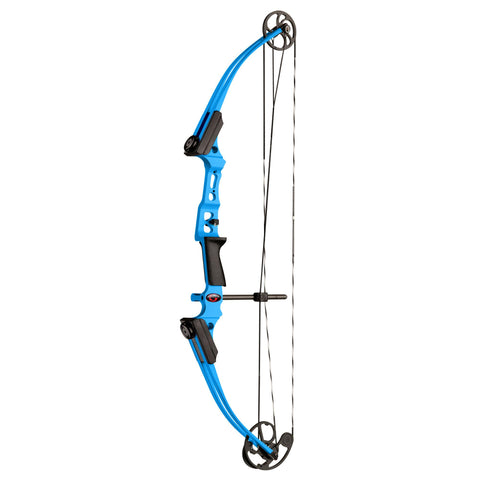 Genesis Mini Bow with Kit - Left Handed, Blue