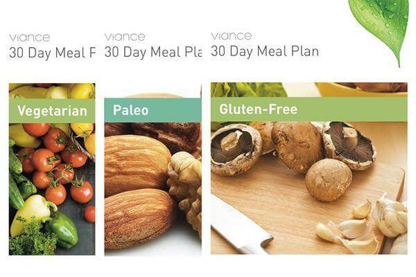 Viance Meal Plans