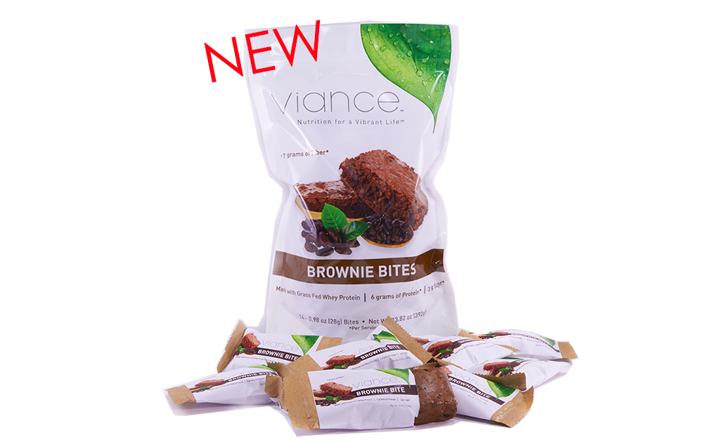 Viance Brownie Bites