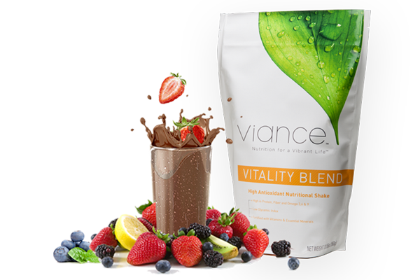 Vitality Blend-Breakfast Meal Replacer