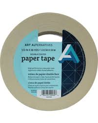 DOUBLE STICK TAPE 1/2