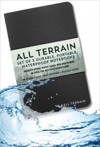 ALL TERRAIN NOTEBOOK
