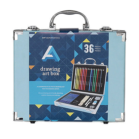 ART ADVANTAGE METAL BOX SET 36