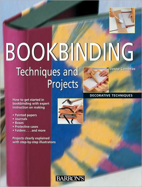 BOOKBINDING TECHNIQUES