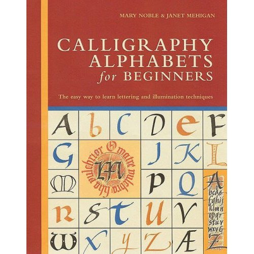 CALLIGRAPHY ALPHABETS BEGINNER