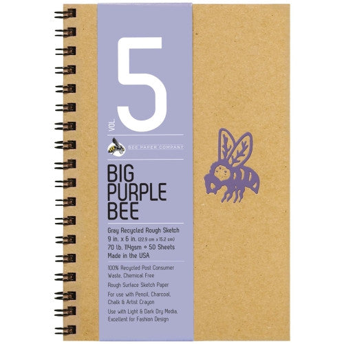 BIG PURPLE BEE