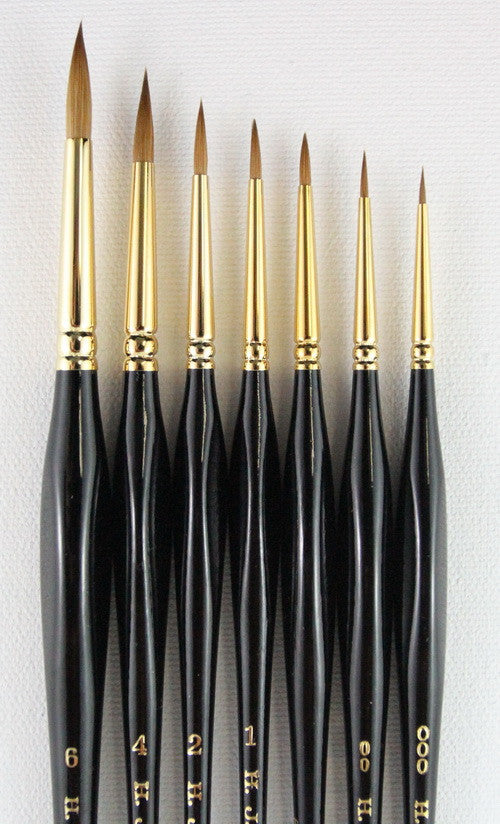 KOLINSKY SABLE DETAIL BRUSH