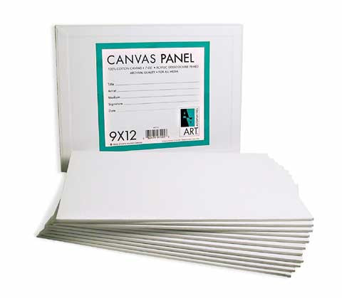 CANVAS PANELS