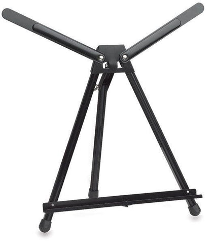 ALUMINUM BLACK TABLE EASEL