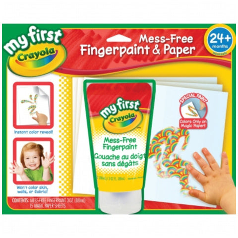 MY FIRST FINGER PAINT KIT