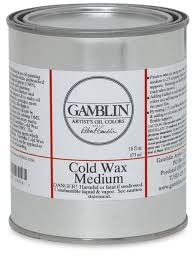 GAMBLIN COLD WAX 16OZ