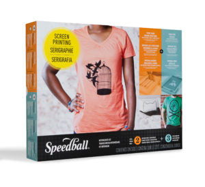 INTERMEDIATE SCREEN PRINT KIT