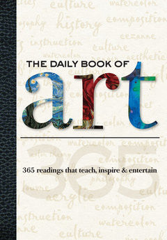 THE DAILY BOOK OF ART disc