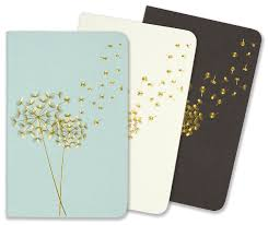 JOTTER NOTEBOOKS DANDELION DOT