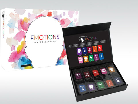 MONTEVERDE INK EMOTIONS SET