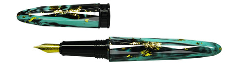 BENU FOUNTAIN PEN - BRIOLETTE ISLAND BREEZE - FINE