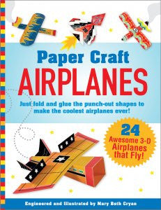 PAPERCRAFT AIRPLANES