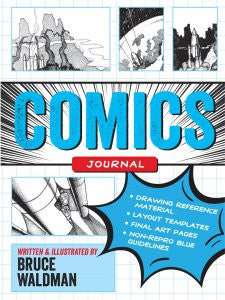 COMICS JOURNAL