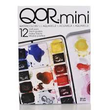 QOR WC MINI 1/2 PAN SET 12