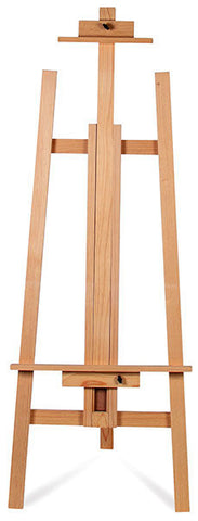 RICHESON PINE LYRE EASEL