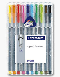 TRIPLUS FINELINER PEN SETS