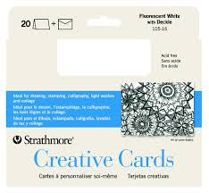 STRATHMORE BLANK CARDS