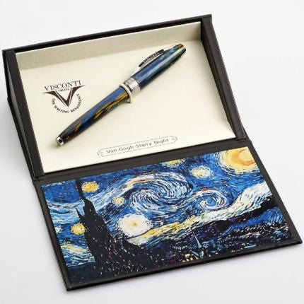 VISCONTI FOUNTAIN PEN - VAN GOGH STARRY NIGHT